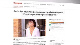 Una iniciativa perquè s'implanti un permís per mort gestacional assoleix les 75.000 firmes de suport