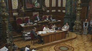 Suspensió cautelar a la llengua catalana