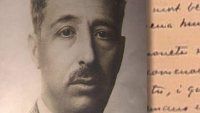 Recuperades cinc cartes inèdites que el president Companys va escriure quan ja era a presó