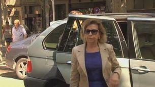Ingrés immediat a presó per Maria Antònia Munar