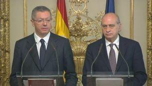 """""""El govern vetllarà perquè no es produeixi enaltiment del terrorisme ni humiliació de les víctimes"""""""