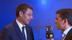 Bartomeu admet irregularitats en els fitxatges de menors