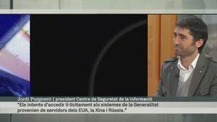 Entrevista a Jordi Puigeró, dels CESICAT