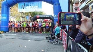 Imatge de:Mitja Marató Ciutat de Mataró