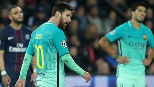 Naufragi absolut del Barça a París (4-0)