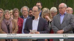 Forcadell i la resta de la mesa reclamen inviolabilitat parlamentària