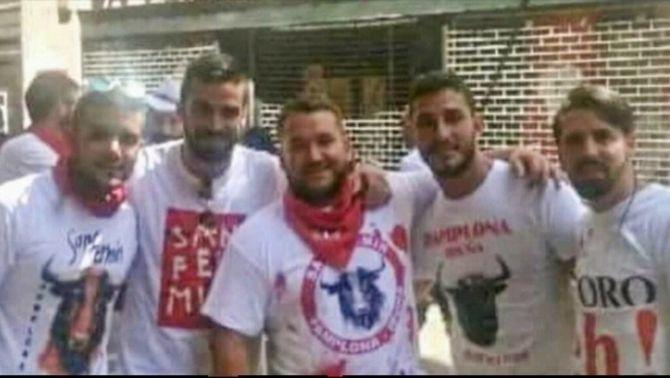 3 anys més de presó per a dos membres de La Manada per gravar la violació a Pamplona
