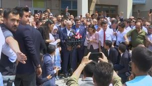 Istanbul: Imamoglu arrasa i torna a guanyar l'alcaldia. El candidat d'Erdogan reconeix la desfeta.