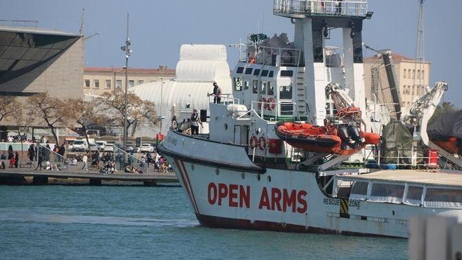 Open Arms desafia els governs europeus i reprèn els rescats al Mediterrani