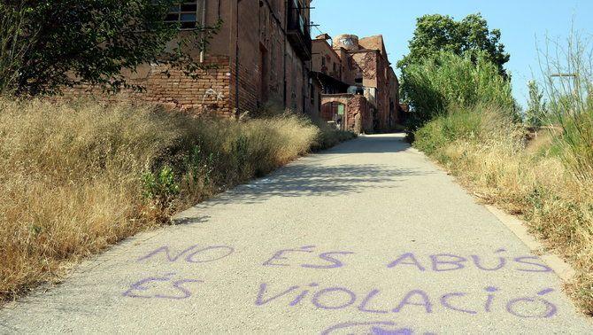El discurs anacrònic sobre la violència sexual