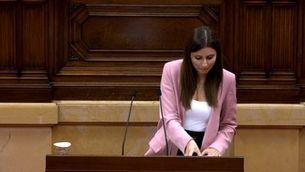 Rebutjada la moció contra Torra que enfronta PSC i Cs