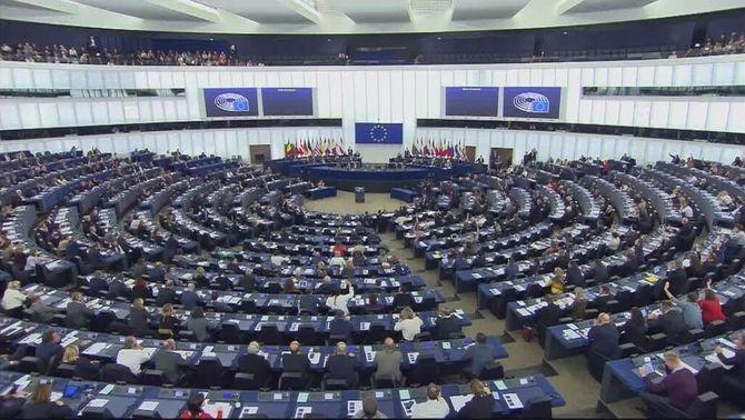 El Parlament Europeu rebutja debatre sobre la situació a Catalunya