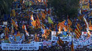 26-O: la Manifestació per la Llibertat en imatges