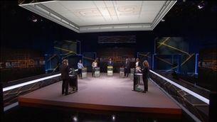 El debat a 8 de TV3 per les eleccions generals del 10N