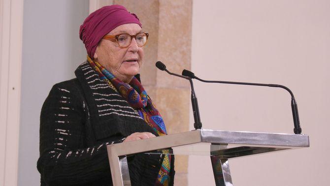 Mor Diana Garrigosa de manera sobtada als 75 anys