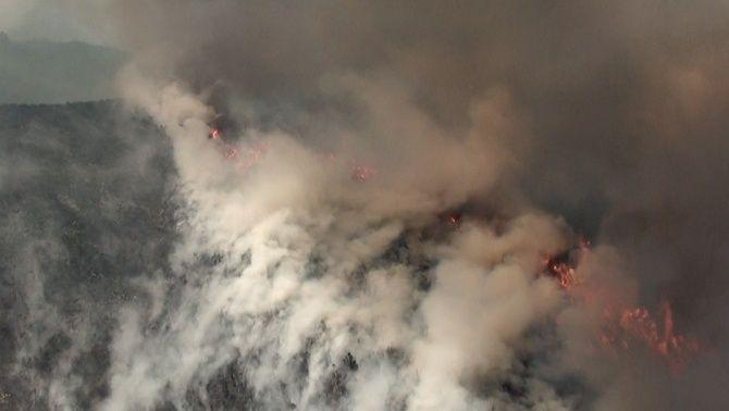 """Els incendis forestals, una nova amenaça global, a """"Sense ficció"""""""