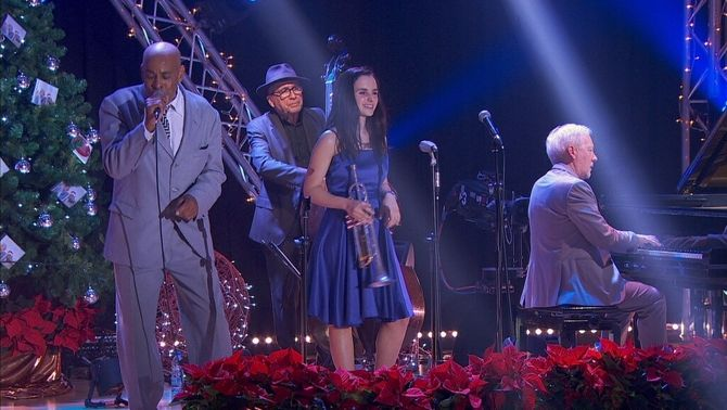 """Diumenge, concert"": un Nadal a ritme de jazz"