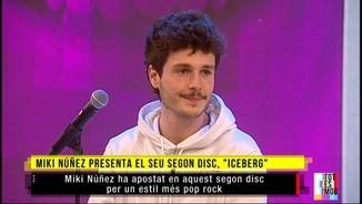 """Imatge de:Miki Núñez: """"Després de l'èxit del primer disc, la gent s'ha quedat a escoltar-me"""""""