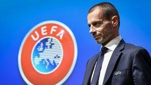 La UEFA amenaça amb dures sancions a Barça, Madrid i Juventus