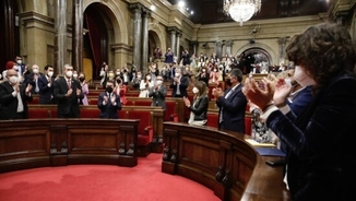 Imatge de:Catalonia's new pro-independence government - what to expect