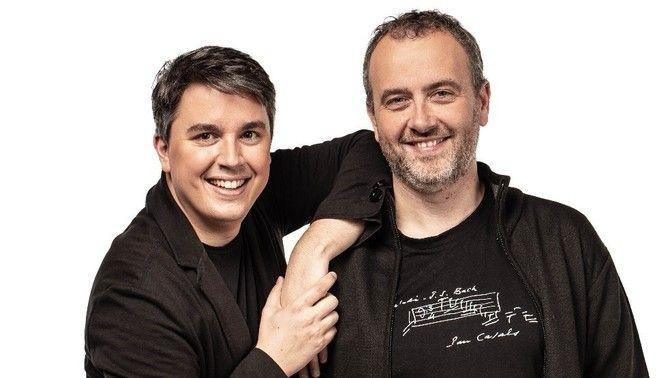"""""""Els homes clàssics"""" de Catalunya Música, finalista dels Premis Alícia 2021"""