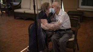 Emilio Morenatti guanya el Pulitzer per les fotografies de la pandèmia fetes a Barcelona