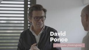 """David Ponce: """"Qui no hi entengui d'ànimes no hi entendrà de cossos"""""""