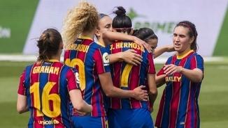 """Imatge de:Marta Cubí: """"Sembla que el Barça té una línia continuista aquesta temporada"""""""