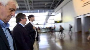 Carles Puigdemont, en llibertat sense càrrecs menys de 24 hores després de ser detingut a l'Alguer