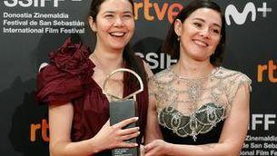"""""""Blue moon"""", Concha d'Or en un palmarès a Sant Sebastià que premia el talent femení"""