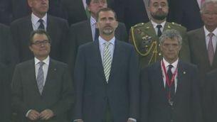 Xiulada eixordadora a l'himne d'Espanya a la final de Copa