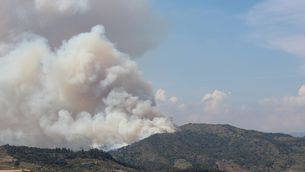 Incendi a Falset, arxiu (Joan Fernàndez)