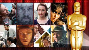 Les nominades a millor pel·lícula dels Oscars 2016