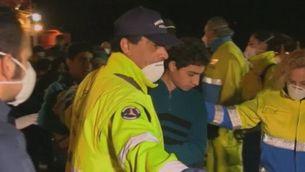 Incertesa sobre el suposat naufragi de quatre barcasses amb 400 immigrants davant les costes de Sicília