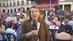 Míting de Podem al País Basc