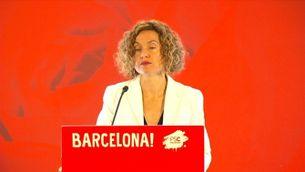 La ministra Batet proposa una reforma de la Constitució per superar la crisi institucional i territorial que viu l'estat