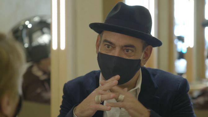 "Jose Corbacho presenta, ""Anem per feina"""
