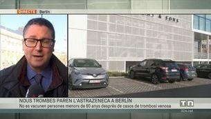 Telenotícies migdia - 30/03/2021
