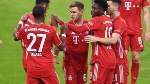La novena Bundesliga consecutiva