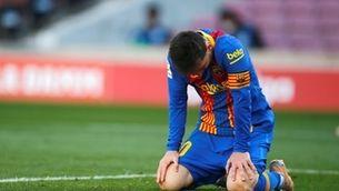 Leo Messi, fora de la llista dels 10 jugadors més valorats del món