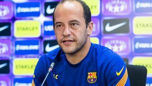 """Lluís Cortés: """"Tenim confiança, però no estem confiades"""""""