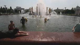 Rècord de calor en 120 anys a Moscou en un mes de juny: 34.7ºC