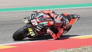 Maverick Viñales, el més ràpid en la primera sessió de lliures del GP de San Marino