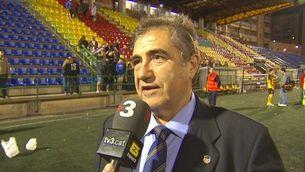 Alegria al Sant Andreu per la Copa Federació