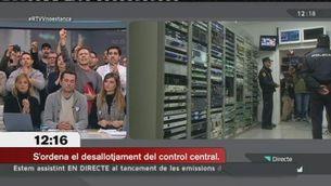 El tancament de Canal9 explicat des de dins