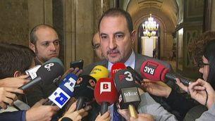 Espadaler diu que els Mossos vigilen els excarcerats
