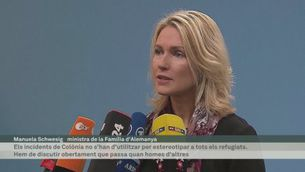 Declaració de la ministra de la Família d'Alemanya