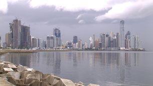 Panorama de Ciutat de Panamà, des de la que opera el despatx d'advocats Mossack Fonseca