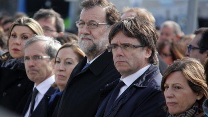La reunió entre Puigdemont i Rajoy serà el dimecres 20 a la tarda, a La Moncloa