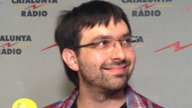 """Roger Castellanos: """"La gent ha tingut més clar el paper que havia de fer la CUP que la mateixa CUP"""""""